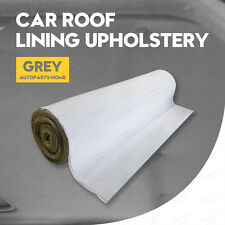 200cm*152cm Headliner Car Roof Lining Upholstery Foam Backed Fabric Grey 2M 79""