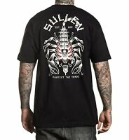 Sullen Art Collective Stinger Mens T-Shirt Scorpion MMA UFC Tattoo Clothing