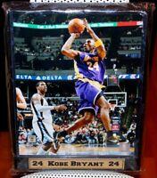 Kobe Bryant LA Los Angeles Lakers NBA #24 Photo Plaque 9x12 NEW  Marble Frame