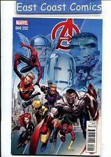 AVENGERS #44 - CHEUNG CONNECTING VARIANT - MARVEL 2015