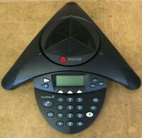 Polycom Soundstation 2 Expandable Conference Meeting Room Phone 2201-16200-601