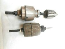 Reversible Screw Driver & Speed Reducer, 2 pcs by Craftsman & Babcock