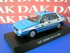 Die cast 1/43 Modellino Auto Polizia Police Fiat Croma CHT 2.0 1994