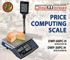 Dwp 60pc H 60 Lb Ntep Legal For Trade Price Computing Scale With Pole