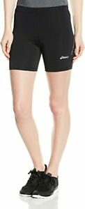 ASICS Women's Running Shorts Sports Hot Pants Running Shorts - Black - New