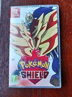 Pokemon Shield Nintendo Switch Game Sealed Same Day Dispatch