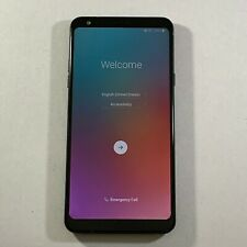 Fair LG Stylo 4+ Plus 32GB Black AT&T Only Android Smartphone Q710WA