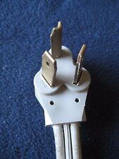 Electric DRYER Power Cord 3 Prong 220V 5 FOOT LONG - used in GREAT CONDITION