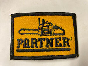 Vintage Partner Chainsaw patch