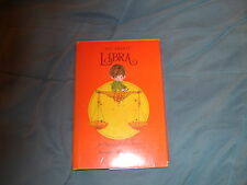 All About Libra Book A Charming Zodiac Profile Walley 1970 Hallmark Book
