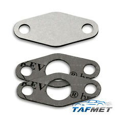 92. EGR valve Blanking Plate Gasket for VW Polo Lupo Seat Arosa 1.0 50HP AUC