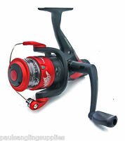 Shakespeare Firebird  Fishing Reel Match / Float / Feeder size with Line