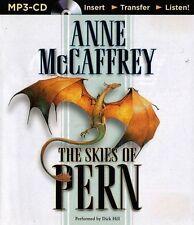 Anne & Todd McCAFFREY / The SKIES of PERN   [ Audiobook ]