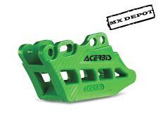 ACERBIS REAR CHAIN GUIDE GREEN KAWASAKI KXF250 KXF450 2009 - 2018