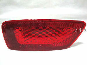 Rear Side Marker Reflector Light Lamp Driver Side For 2011-2021 Grand Cherokee