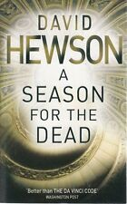 DAVID HEWSON____ A SEASON FOR THE DEAD_____BRAND NEW