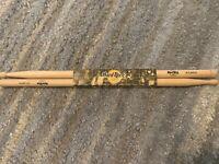 """Hard Rock Cafe 16"""" Matching Wood Drumsticks - Atlanta"""