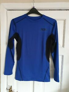 TCA Compression Base Layer Top Size L,  SuperThermal Long Sleeve Winter Running