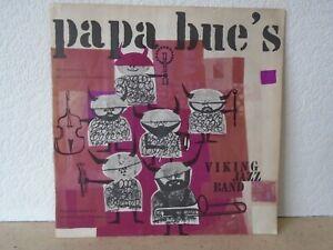 PAPA BUE'S VIKING JAZZ BAND / CHAMPION JACK DUPREE RARE CONCERT PROGRAMME 1960?