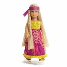 """JULIE Brand New American Girl Doll 6.5"""" Mini Special Edition 2016 Beforever"""