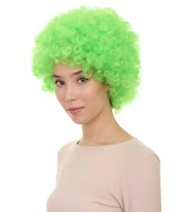Unisex Afro Wig   Party Event Ready Cosplay Multiple Color Options Halloween Wig