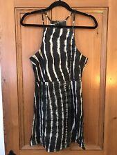 Shakuhachi Leather Mini Dress Worn By PIXIE LOTT 8