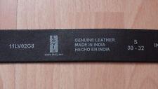 "LEVIS Ledergürtel 11LV02G8  "" Made in India "" Gr. S  (30-32) Braun"