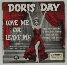 Love me or leave me 45 tours Doris day