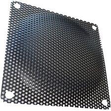 2x Grille de protection 9x9cm ventilation pour ventilateur boîtier ordinateur PC