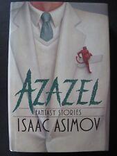 Isaac Asimov – AZAZEL (1988) – Fantasy Stories