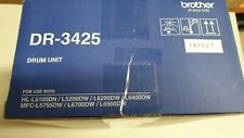 Genuine Brother DR-3425 Drum HLL6200DW HLL6400DW MFCL6700DW Brand New See Pics