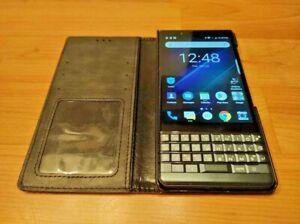 BLACKBERRY KEY2 LE 32GB KEYTWO UNLOCKED CELL PHONE FIDO ROGERS BELL TELUS + 32GB