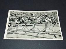 LOS ANGELES 1932 J.O. OLYMPIC GAMES OLYMPIA 80 M HAIES BABE DIDRIKSON USA