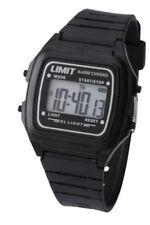 Relojes de pulsera unisex digitales Chrono