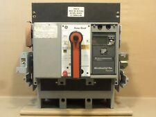 Ge Tp Tp1616Tte1 3 Pole 1600 1200 Amp 600v Circuit Breaker Lsig
