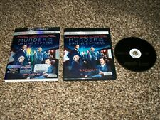 MURDER ON THE ORIENT EXPRESS (2017) 4K ULTRA HD BLU RAY! FREE SHIPPING!