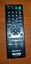 Sony Rmt-D187A Dvd Remote Control Tested
