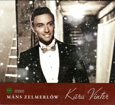 CD Måns Mans Zelmerlöw Kära Vinter, Weihnachten Christmas, Eurovision Sweden