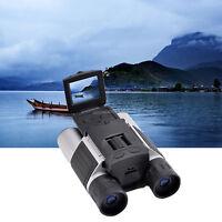 10X25 1080P HD LCD Digital Binocular DV Camera Travel Video Recorder Telescope
