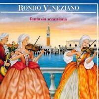 """RONDO VENEZIANO """"FANTASIA VENEZIANA"""" CD NEUWARE"""