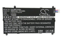 CS New Premium Battery For Samsung Galaxy TabPRO 8.4 SM-T320 SM-T321 T4800E