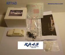1/43 Fiat Ritmo 130 Abarth Rally Ypres 1985 Toivonen KIT