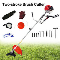 Gas Power Brush Cutter Grass Trimmer Powerful Cutter for Garden Mowing