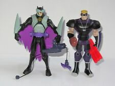DC Batman Figura Giocattolo Set Batman VS Sportsmaster