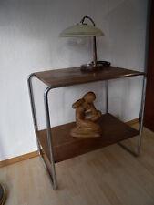 Original Bauhaus art deco tubular librería funcionalismo 30er Vintage