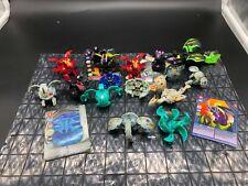 Lot of 15 Bakugan Battle Brawlers including 1 Large ( 4 Cards )