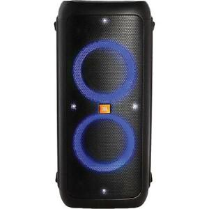 JBL JBLPARTYBOX300 Battery Powered Portable Bluetooth Party Speaker With Dyna...
