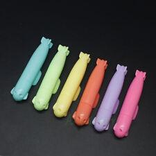 6pcs Different Color Mini Cute Gift Highlighter Highlight Fluorescent Pen