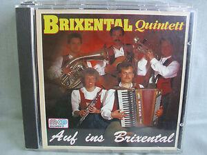 Brixental Quintett- Auf ins Brixental- MCP alt- RAR