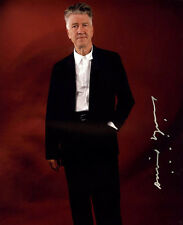 DAVID LYNCH 8X10 SIGNED CELEBRITY PHOTO PICTURE PIC REPRINT